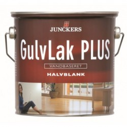 Junckers Gulvlak Plus Halvblank 2,5 ltr.