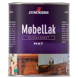 Junckers Møbellak Oliebaseret mat 0,75 ltr.