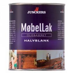 Junckers Møbellak Oliebaseret Halvblank 0,75 ltr.