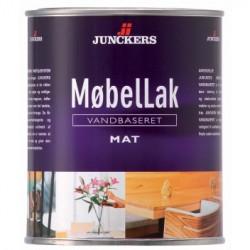 Junckers Møbellak Vandbaseret mat 0,75 ltr.