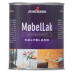 Junckers Møbellak Vandbaseret Halvblank 0,75 ltr.