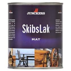 Junckers Skibslak Mat 0,75 ltr.