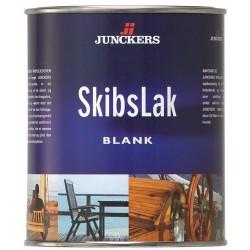 Junckers Skibslak Blank 0,75 ltr.