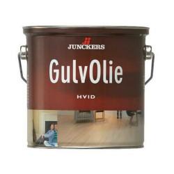 Junckers Gulvolie Hvid 2,5 ltr.