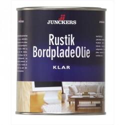 Junckers Rustik Bordpladeolie Klar 0,75 ltr.