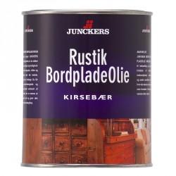 Junckers Rustik Bordpladeolie Kirsebær 0,75 ltr.