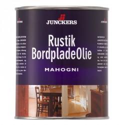 Junckers Rustik Bordpladeolie Mahogni 0,75 ltr.