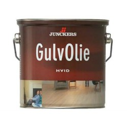Junckers Gulvolie Sort 2,5 ltr.
