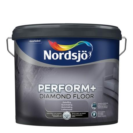 Nordsjo Perform+ Diamond Floor 2,5 ltr.