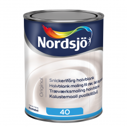 Nordsjo Original Træværk 40 1 ltr.
