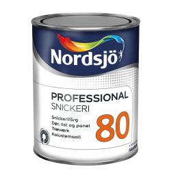Nordsjo Professional Snickeri 80 1 ltr.