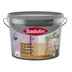 Sadolin Træ og Metal Blank (70) 2,5 ltr.