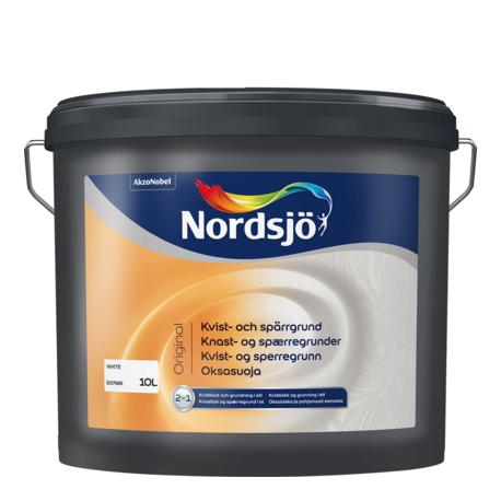 Nordsjo Knast og Spærregrund 2,5 ltr.