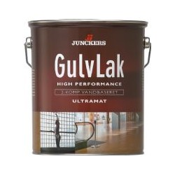 Junckers Gulvlak High Performance Halvblank 5 ltr.
