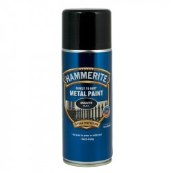 Hammerite Glat Effekt Spray 400 ml.