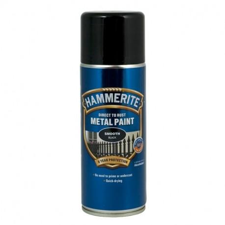 Hammerite Glat Effekt Spray 400 ml.