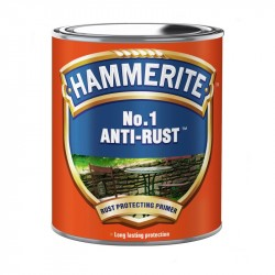 Hammerite No. 1 Anti Rust Mørk Brun 250 ml.