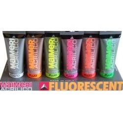 Maimeri Acrilico Fluo 200 ml.