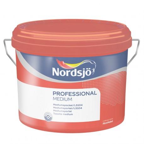 Nordsjo Professional Mediumspartel 10 ltr.