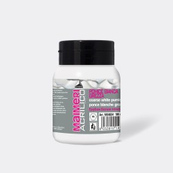 Maimeri Acrilico White Cource Pumice 500 ml.