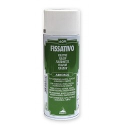 Fixativ Spray 400 ml.
