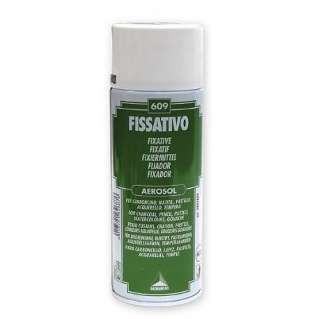 Fixativ Spray 400 ml.
