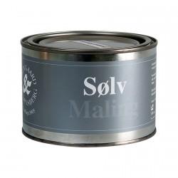Sølvmaling 500 ml.