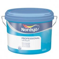 Nordsjo Professional Vådrumsspartel 10 ltr
