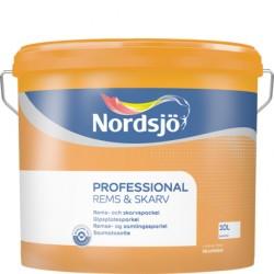 Nordsjo Professional Remse- og Samlingsspartel 10 ltr.