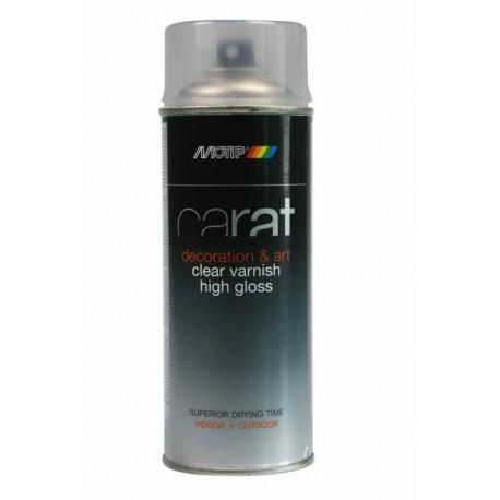 Carat Klar Lak Blank Spray 400 ml.