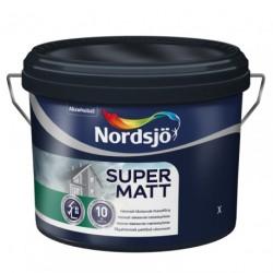 Nordsjo Supermatt 10 ltr.