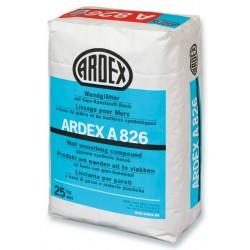 ARDEX A 826 Vægspartelmasse 12,5 kg.