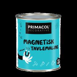 Magnetisk Tavlemaling sort 0,75 ltr.