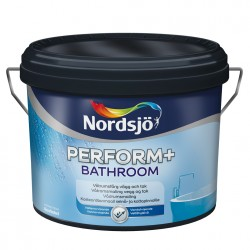 Nordsjö Perform+ Bathroom 10 ltr.