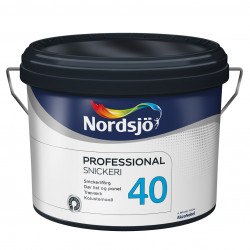 Nordsjö Professional Snedkeri 40 2,5 ltr.