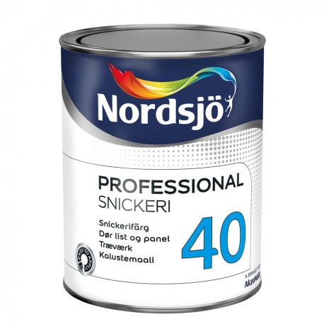 Nordsjö Professional Snedkeri 40 1 ltr.