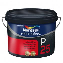 Nordsjo Professional Vægmaling P25 10 ltr.