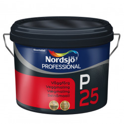 Nordsjo Professional Vægmaling P25 2,5 ltr.