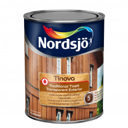 Tinova Traditional Tixett Transparent Exterior 1 ltr.