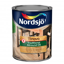 Tinova Traditional Allround Oil 1 ltr.