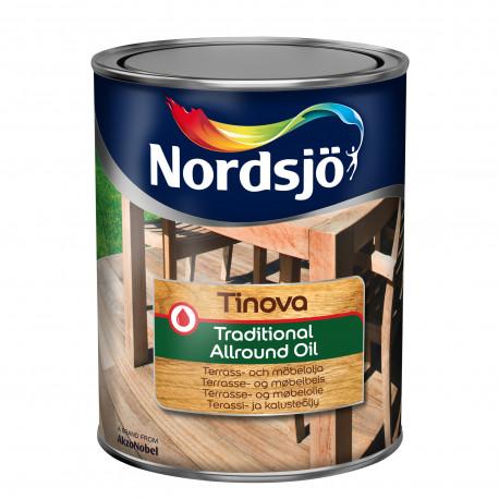 Tinova Traditional Allround Oil 1 ltr.