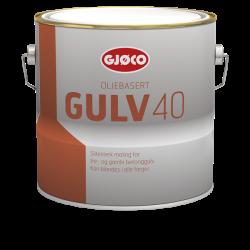 Gjøco Gulv 40 2,7 ltr.