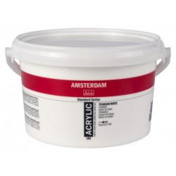 Amsterdam Standard White 105 2,5 ltr.