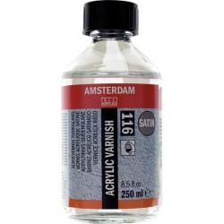 Amsterdam Acrylic Varnish Satin 116  250 ml.