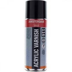 Amsterdam Acrylic Varnish Satin 116  400 ml. spray