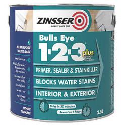 Bulls Eye 1-2-3 2,5 ltr.