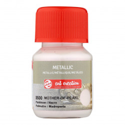 Art Metal Maling Kobber 30 ml.