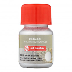Art Metallic Shiny Silver 30 ml.