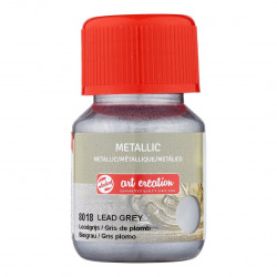 Art Metallic Lead Grey 30 ml.