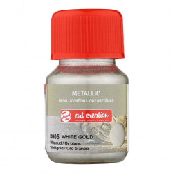 Art Metallic White Gold 30 ml